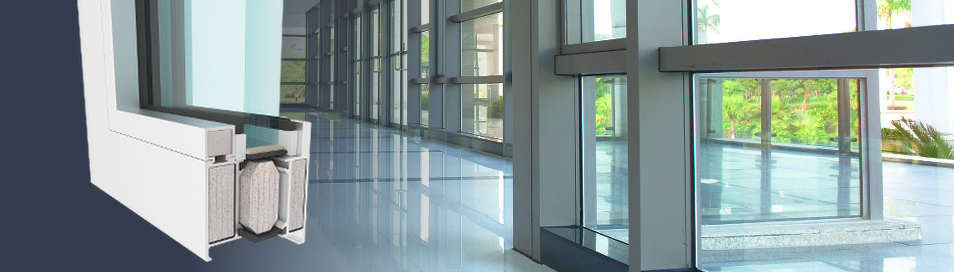 Products for fire rated glazing systems