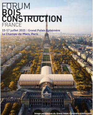 Odice participates in International Wood Construction Forum 2021
