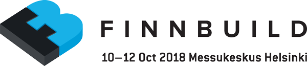 FINNBUILD 2018  We exhibit!