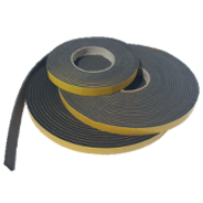 ODIWOOL BLACK PAPER I Thermal insulation glazing systems tapes