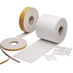 SUPERWOOL® paper I Thermal insulating fire resistant glazing systems tapes