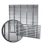 VENTILODICE V & VC I Fire resistant air transfer grilles