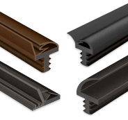 FLEXILODICE EF QS & EF BS I Intumescent flexible fire and smoke seals for timber doors